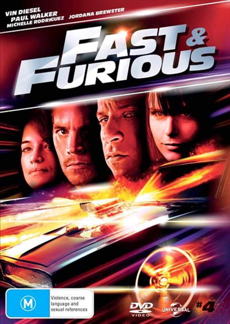 Fast and Furious | DVD
