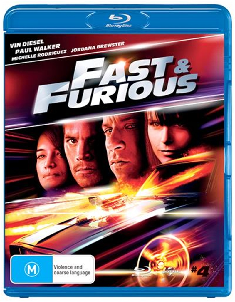 Fast and Furious | Blu-ray