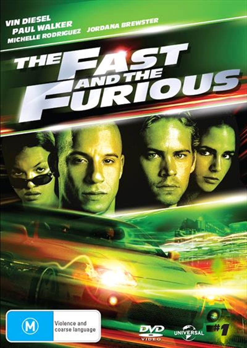 Fast And The Furious, The | DVD