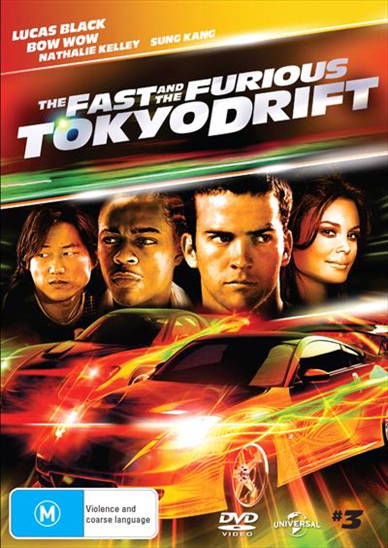 Fast And The Furious, The - Tokyo Drift | DVD