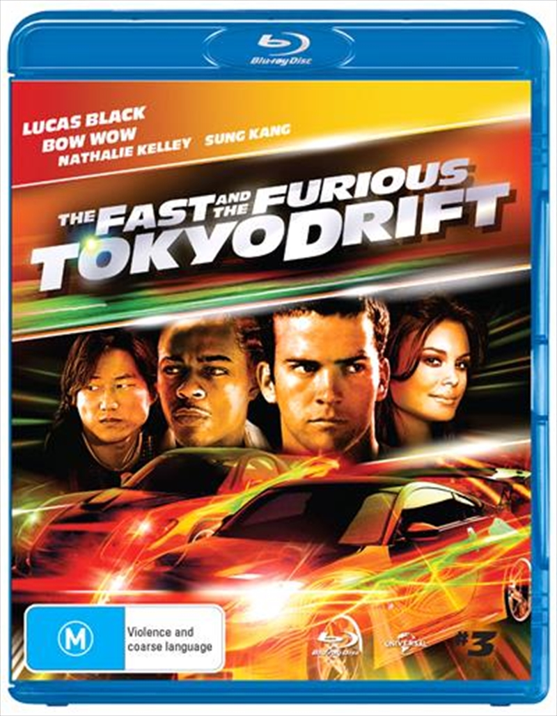 Fast And The Furious, The - Tokyo Drift | Blu-ray