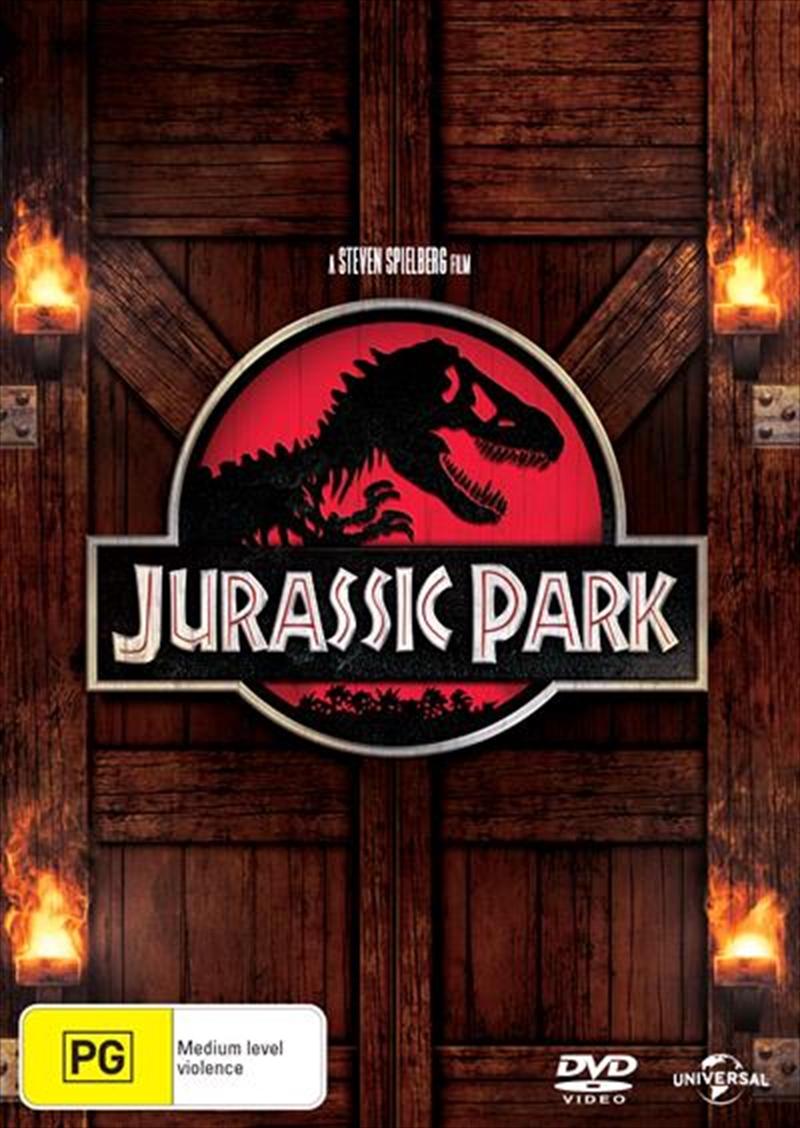 Jurassic Park | DVD