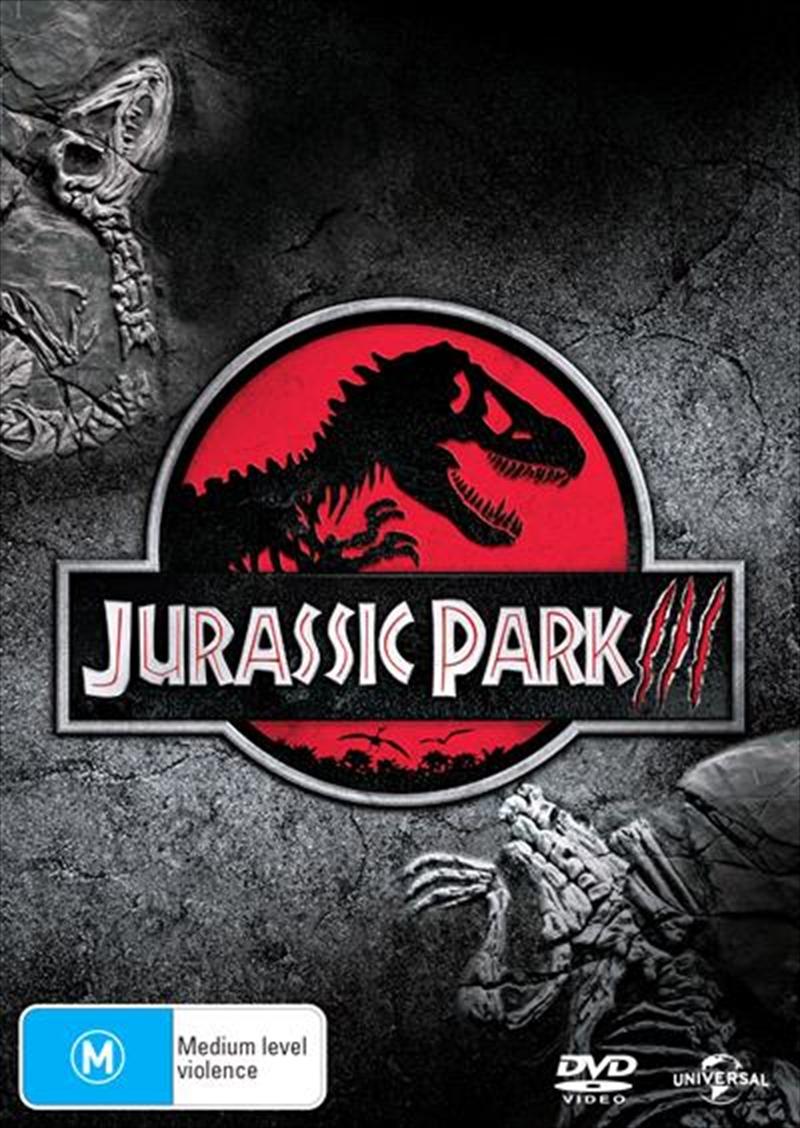 Jurassic Park III | DVD