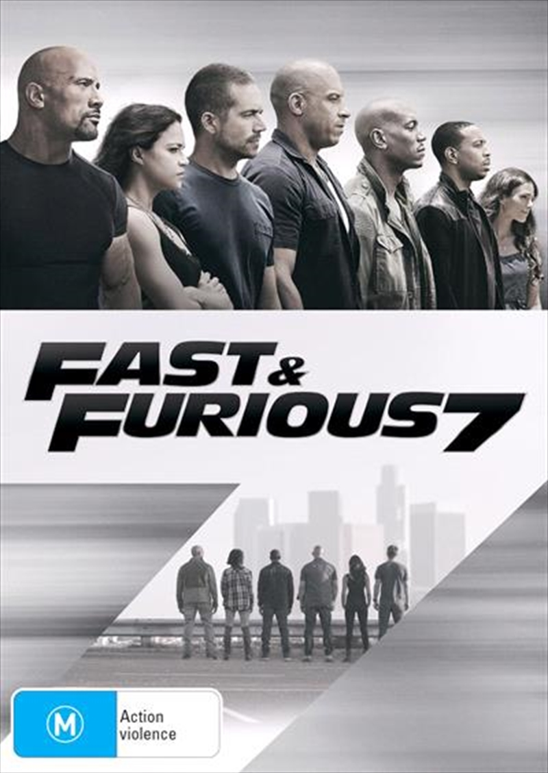 Fast and Furious 7 | DVD