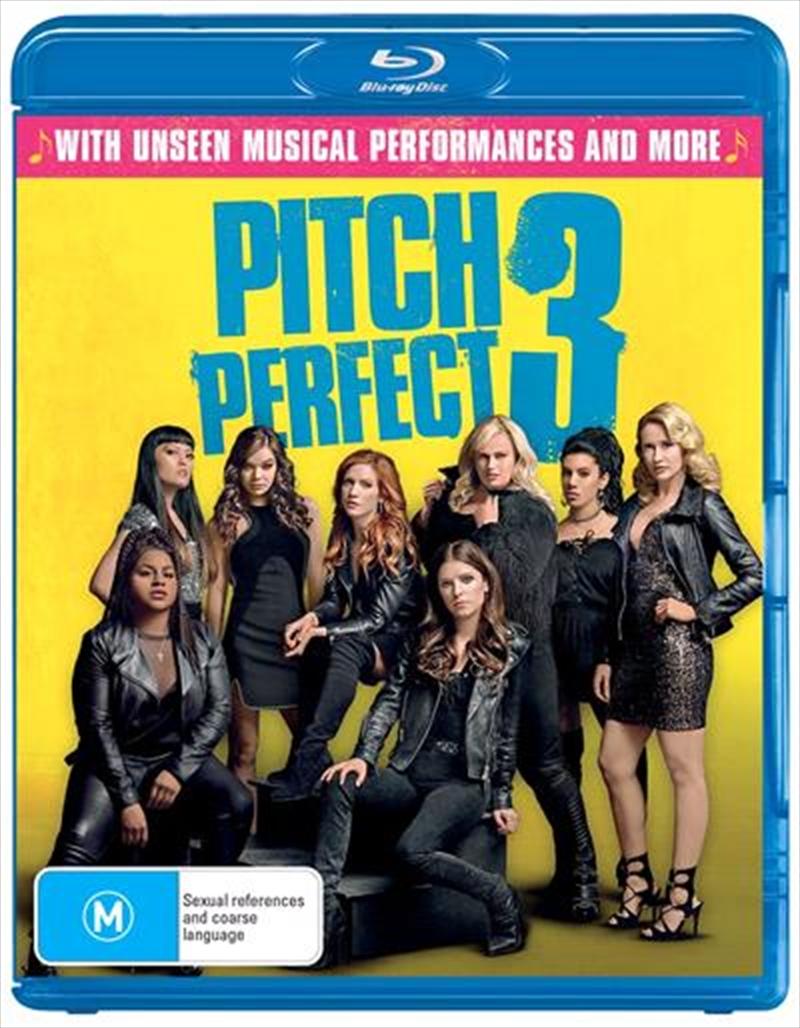 Pitch Perfect 3 | Blu-ray