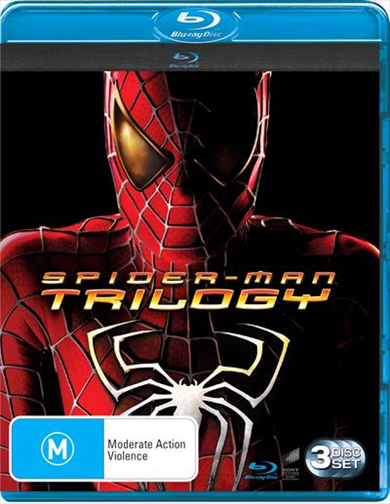Spider-Man / Spider-Man 2 / Spider-Man 3 | Blu-ray
