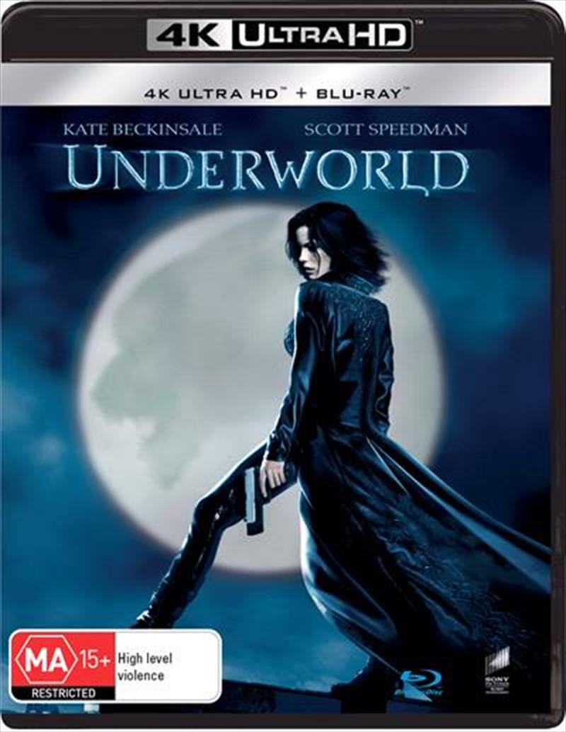 Underworld   Blu-ray + UHD   UHD