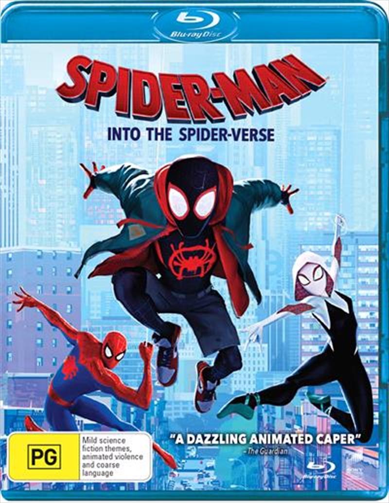 Spider-Man - Into The Spider-Verse | Blu-ray