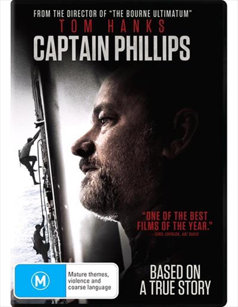 Captain Phillips | DVD