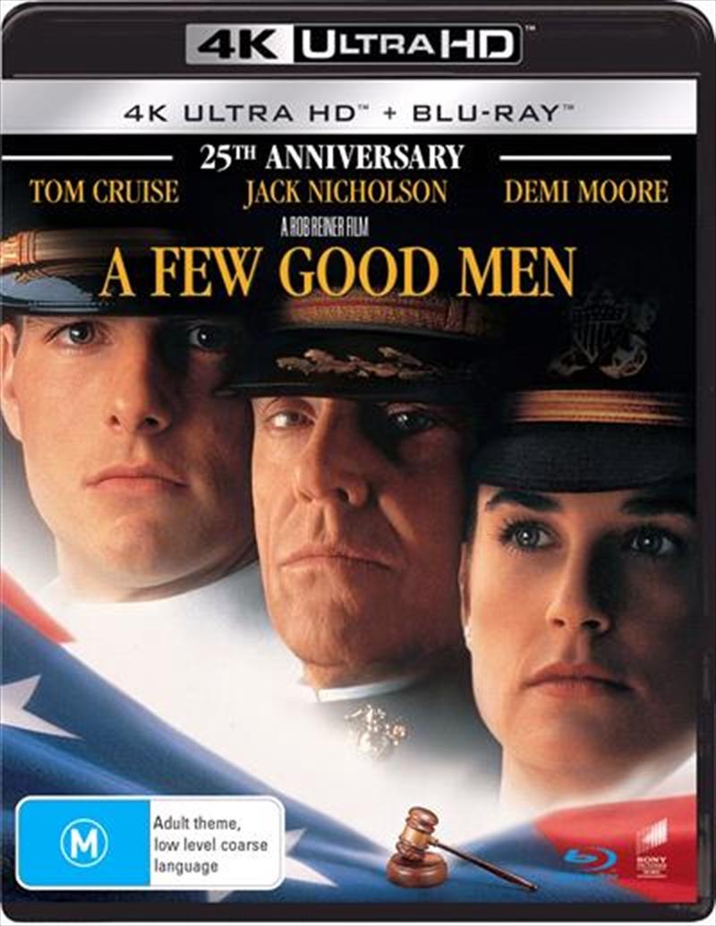 A Few Good Men - 25th Anniversary Edition | Blu-ray + UHD | UHD