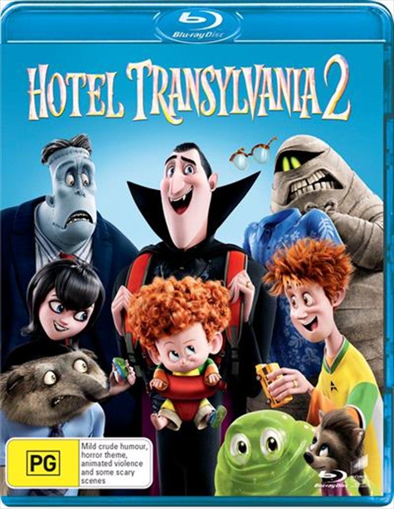 Hotel Transylvania 2 | Blu-ray