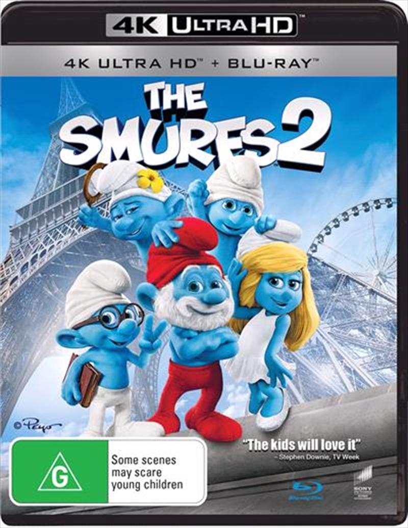 Smurfs 2 | Blu-ray + UHD, The | UHD