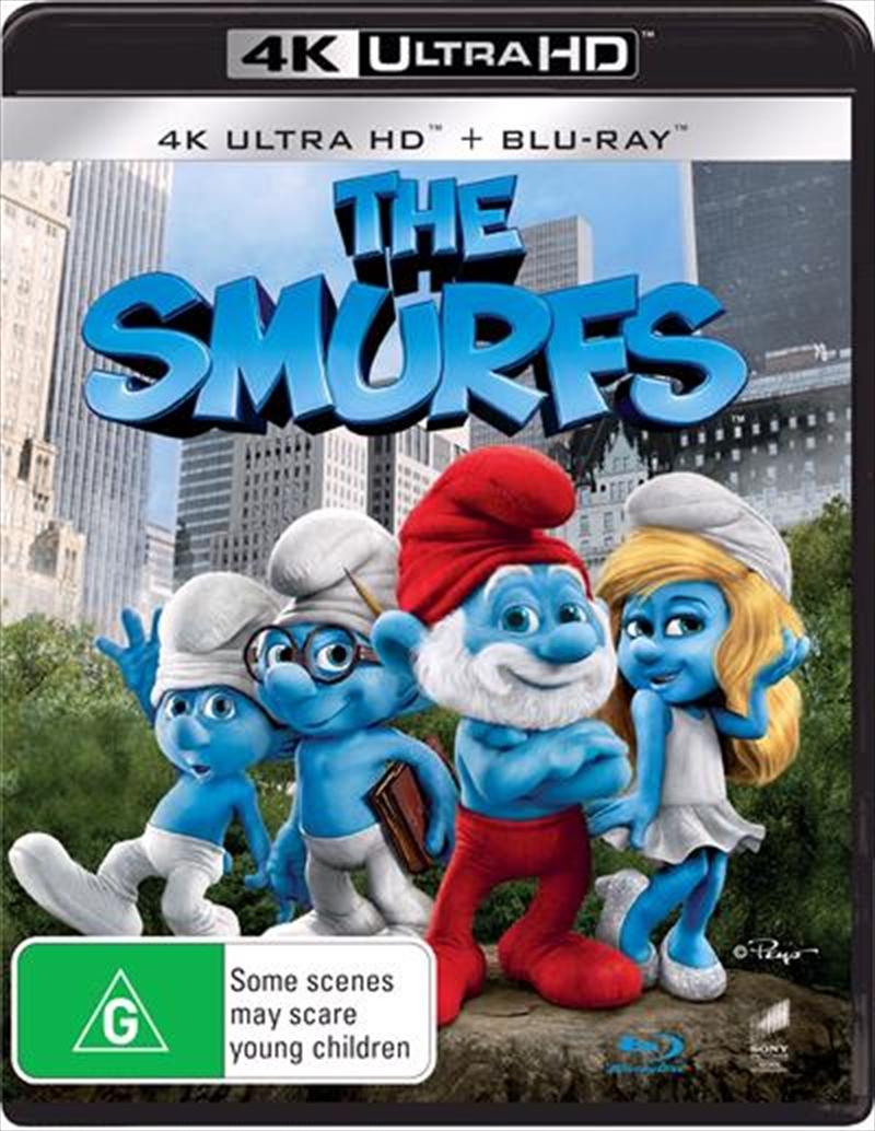 Smurfs | Blu-ray + UHD, The | Blu-ray