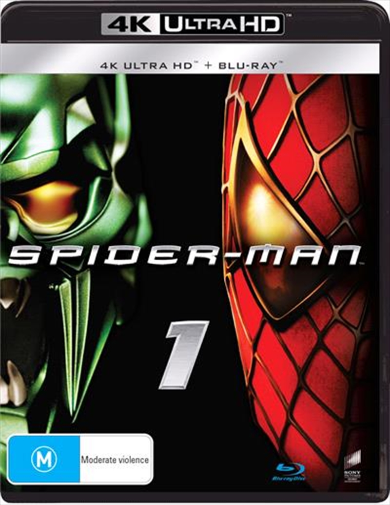 Spider-Man | Blu-ray + UHD | UHD