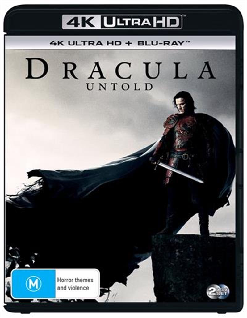 Dracula Untold | Blu-ray + UHD | UHD