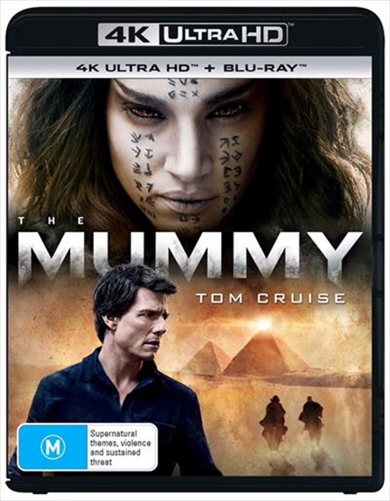 Mummy   Blu-ray + UHD, The   UHD