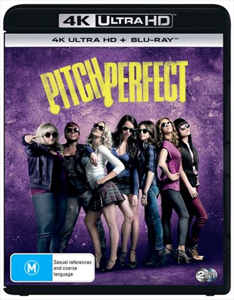 Pitch Perfect | Blu-ray + UHD | UHD