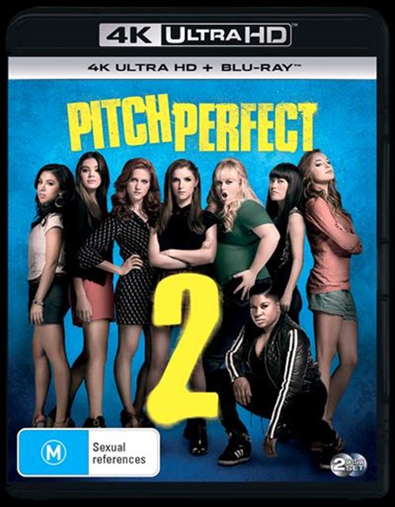 Pitch Perfect 2   Blu-ray + UHD   UHD