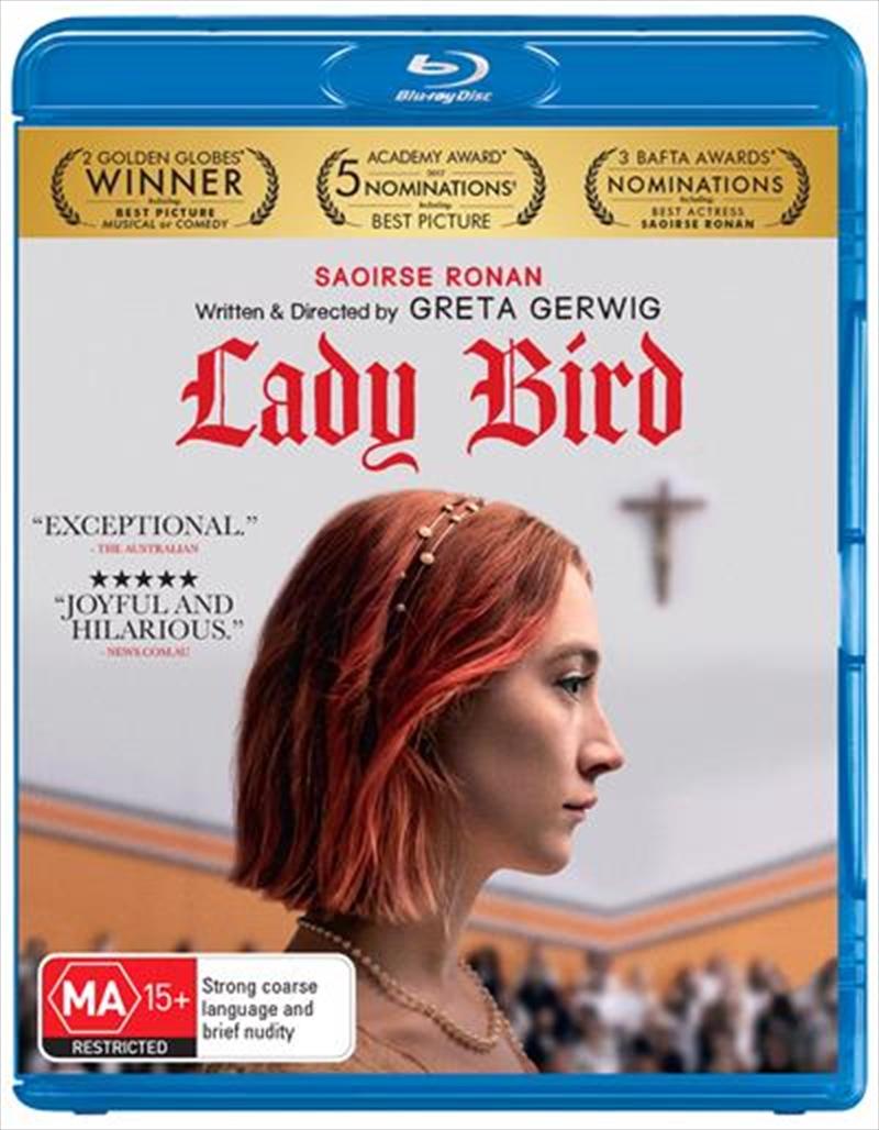 Lady Bird | Blu-ray