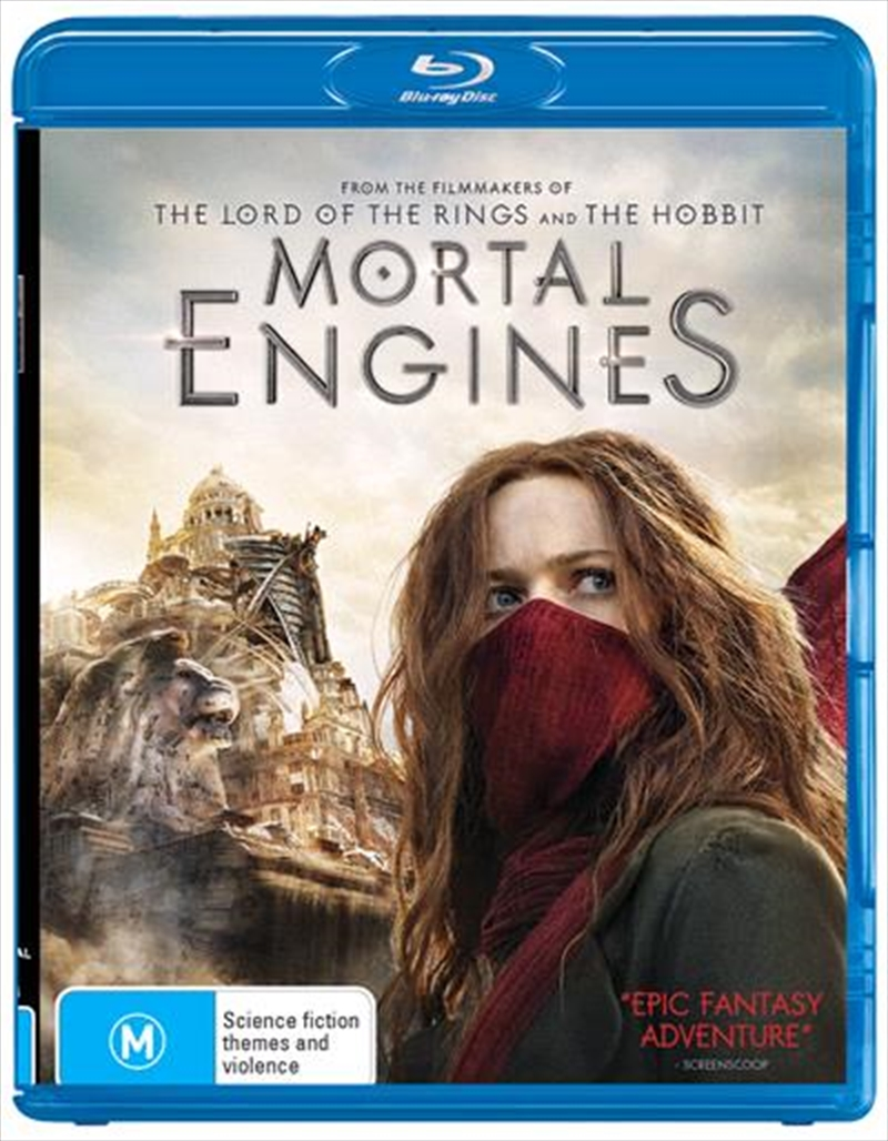 Mortal Engines | Blu-ray