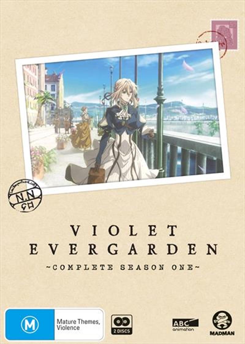 Violet Evergarden - Season 1 | DVD