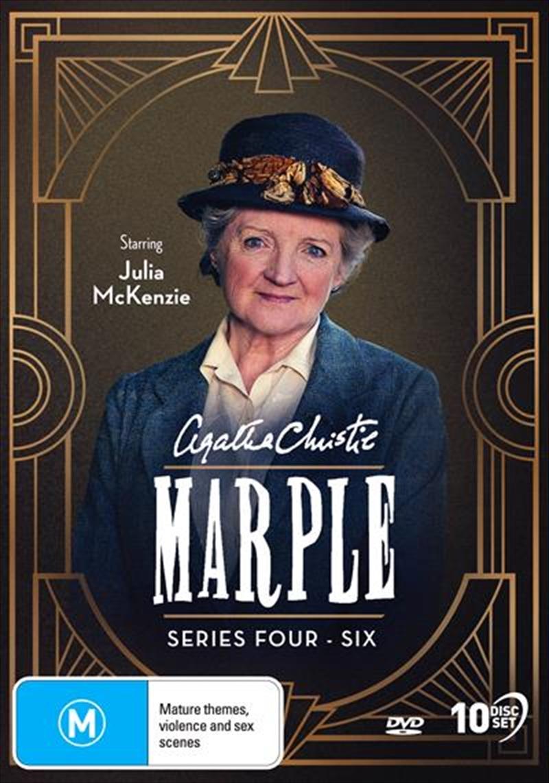 Agatha Christie's Miss Marple - Series 4-6 | Boxset | DVD