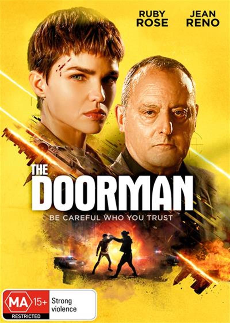 Doorman, The   DVD