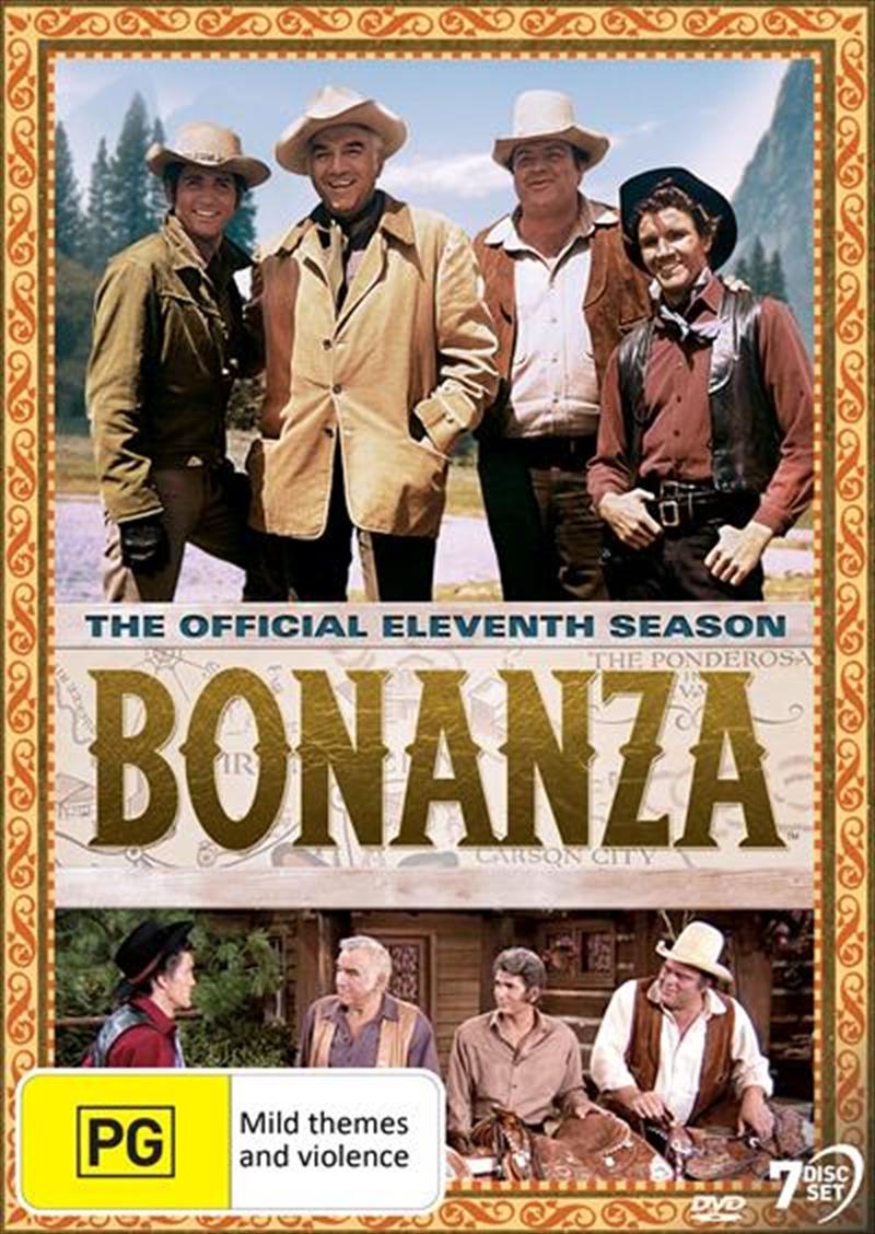 Bonanza - Season 11   DVD