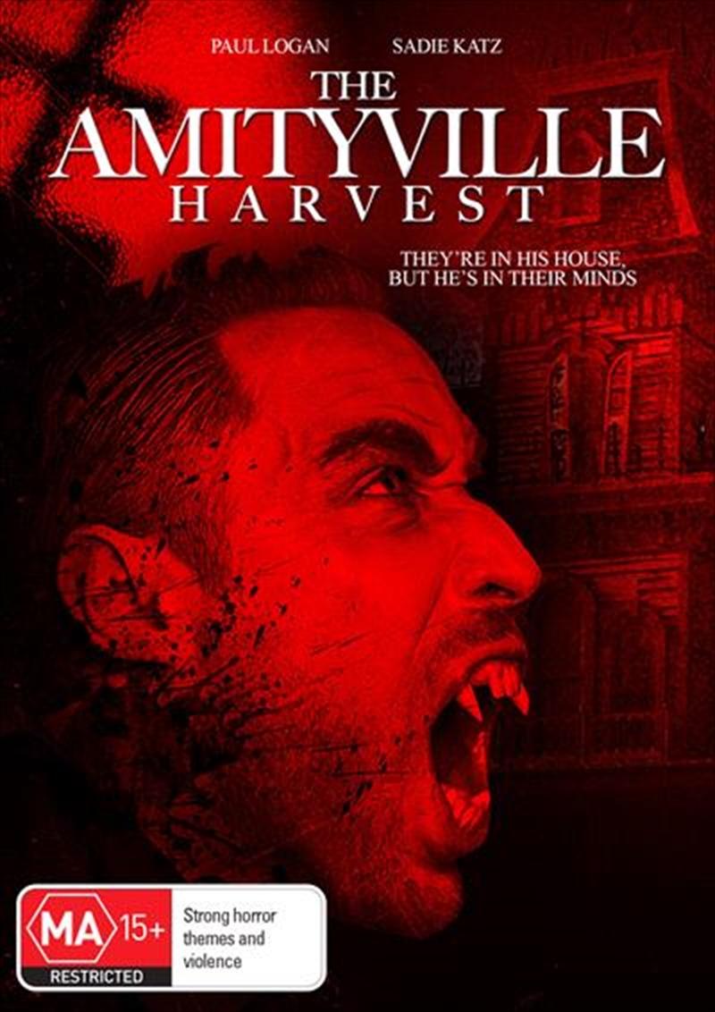 Amityville Harvest, The | DVD