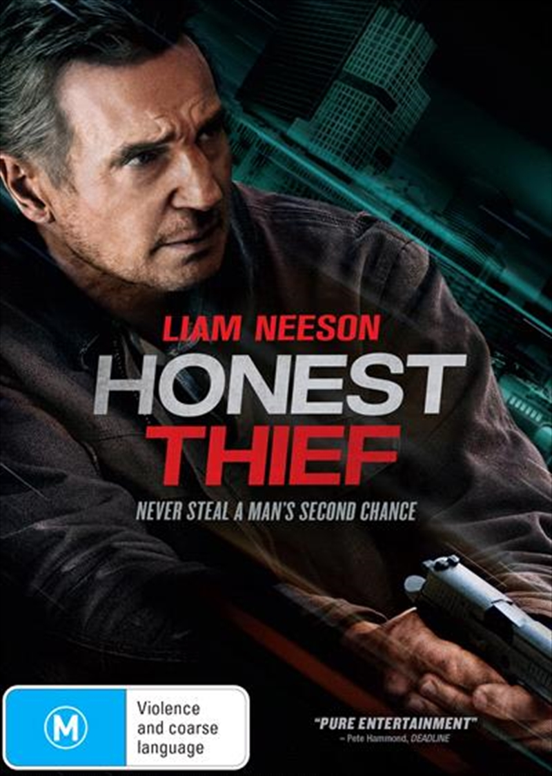 Honest Thief | DVD