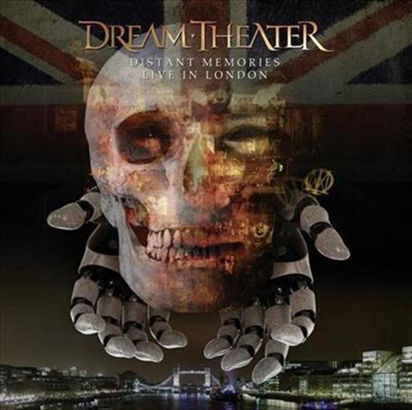 Distant Memories - Live In London | CD/DVD