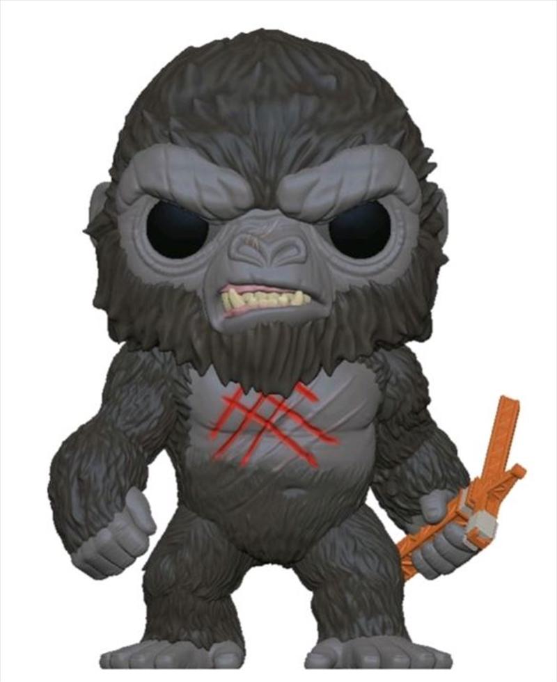 Godzilla vs Kong - Kong Battle Worn Pop! Vinyl   Pop Vinyl