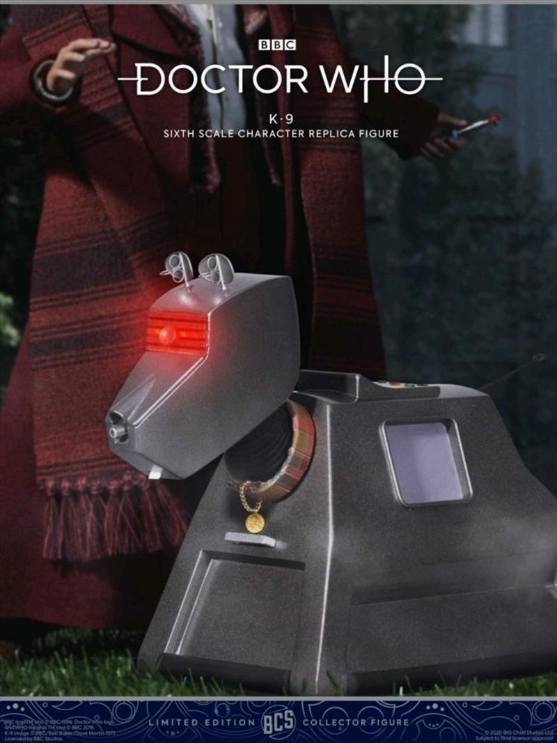 Dr Who - K-9 Mark II 1:6 Scale Action Figure   Merchandise