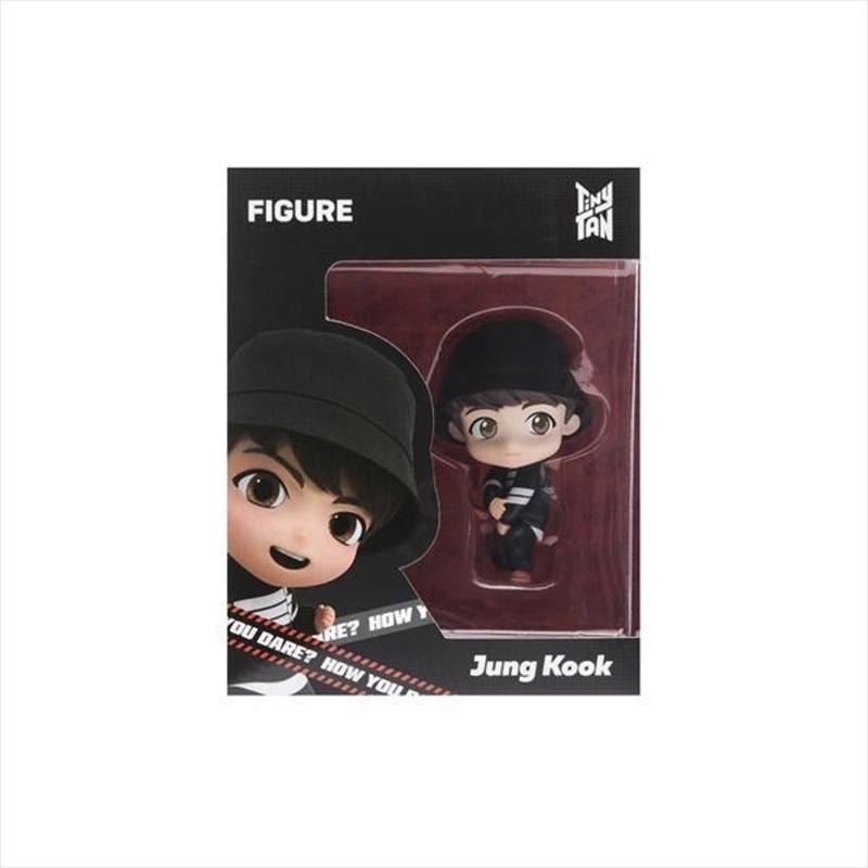 BTS Jungkook Tinytan Figure | Merchandise