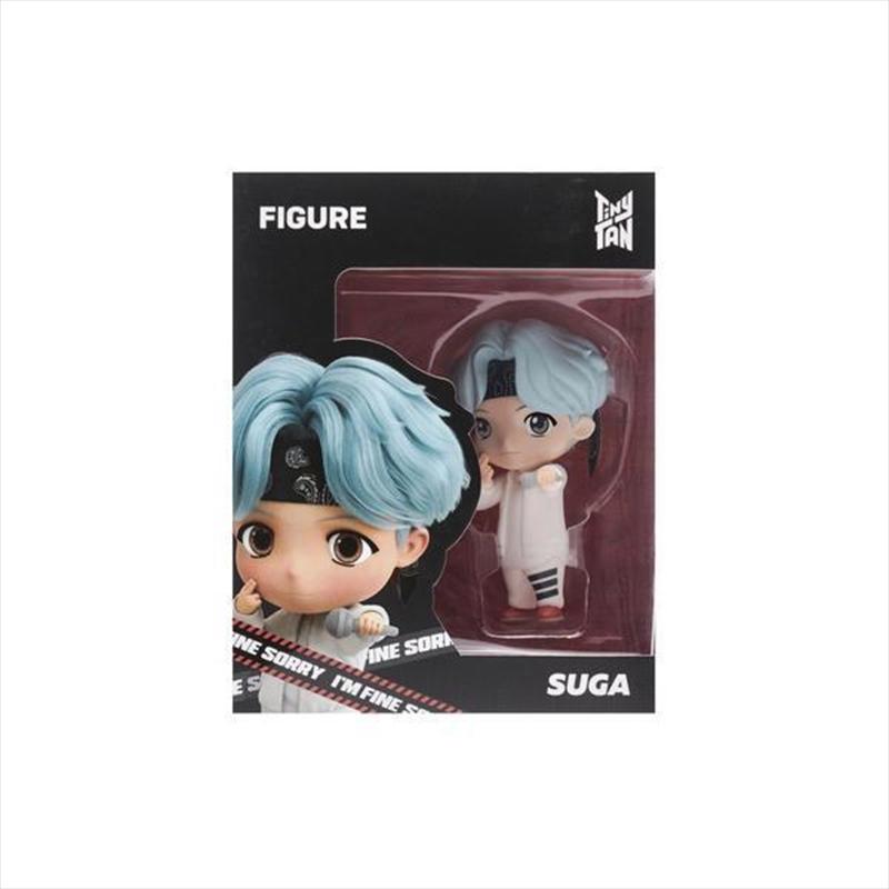 BTS Suga Tinytan Figure   Merchandise