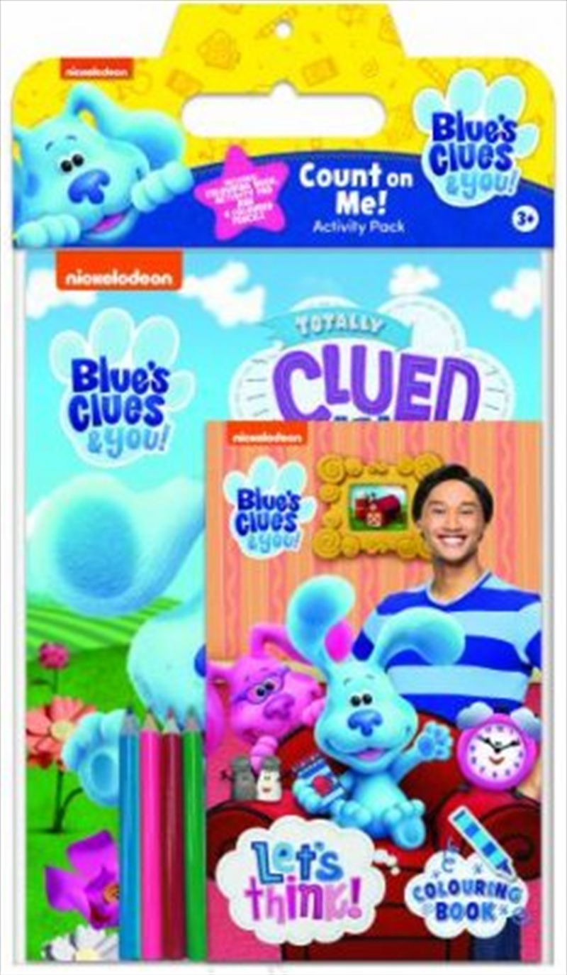 Blues Clues Activity Pack | Books