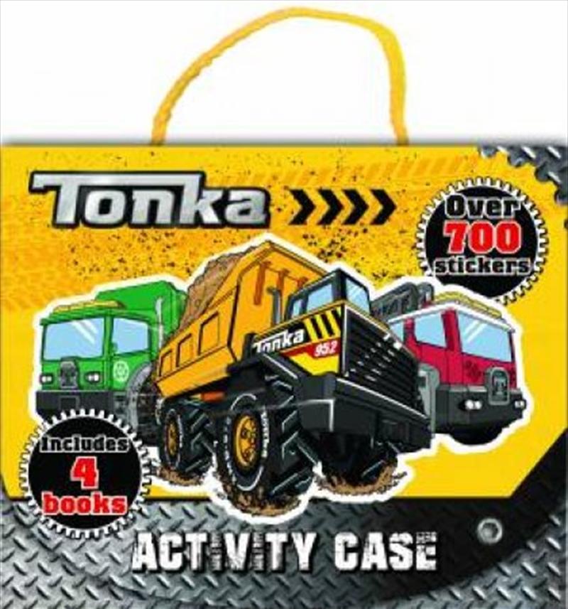 Tonka Activity Case | Books