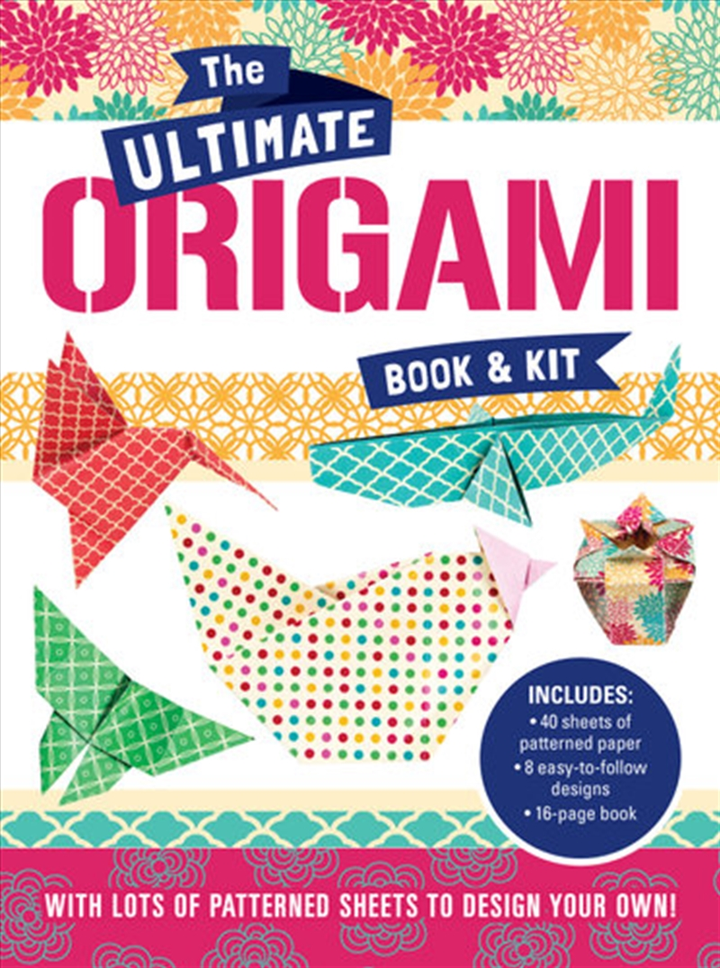 Origami Book And Kit | Books