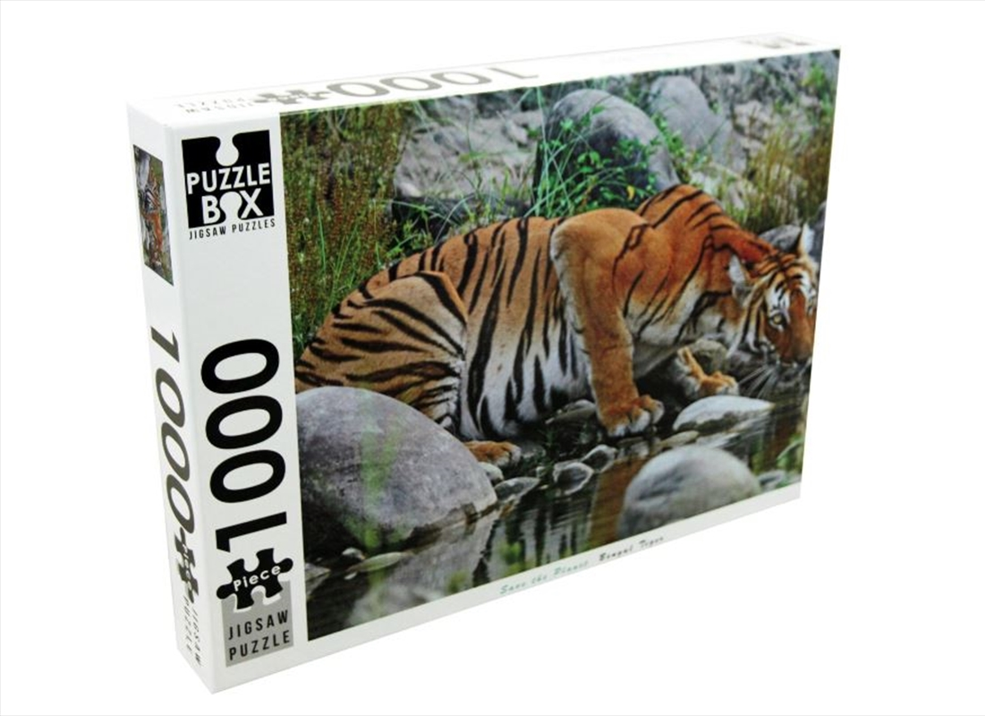 Bengal Tiger Save The Planet | Merchandise