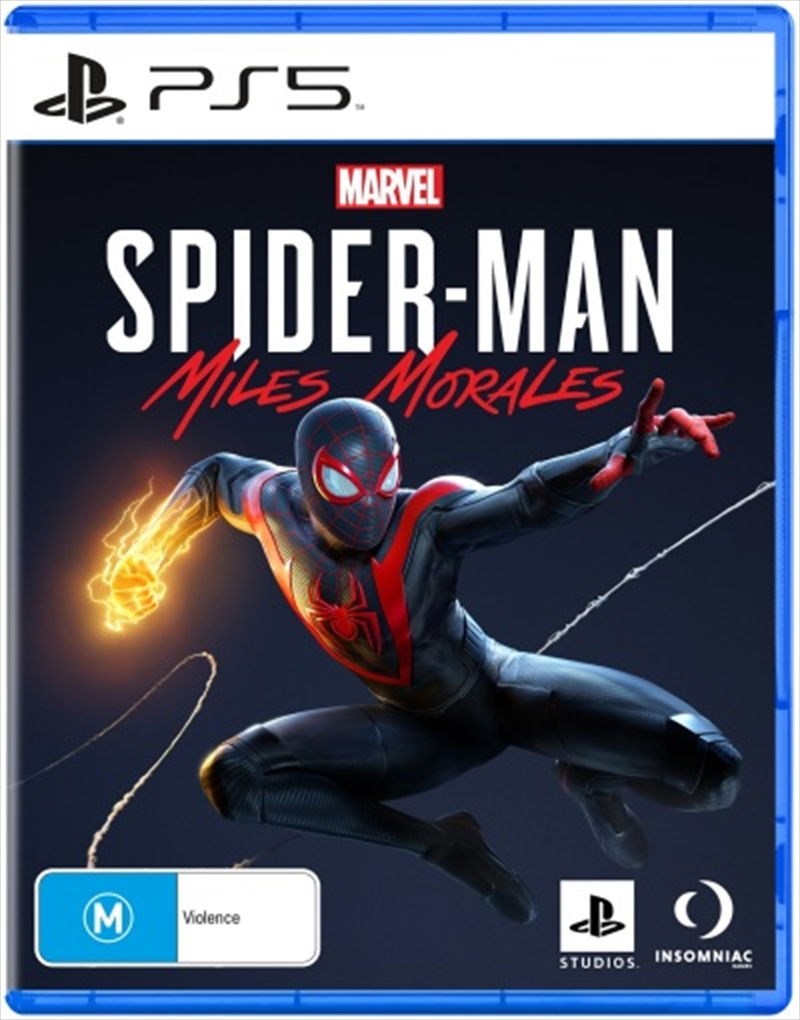 Spider-Man Miles Morales | Playstation 5
