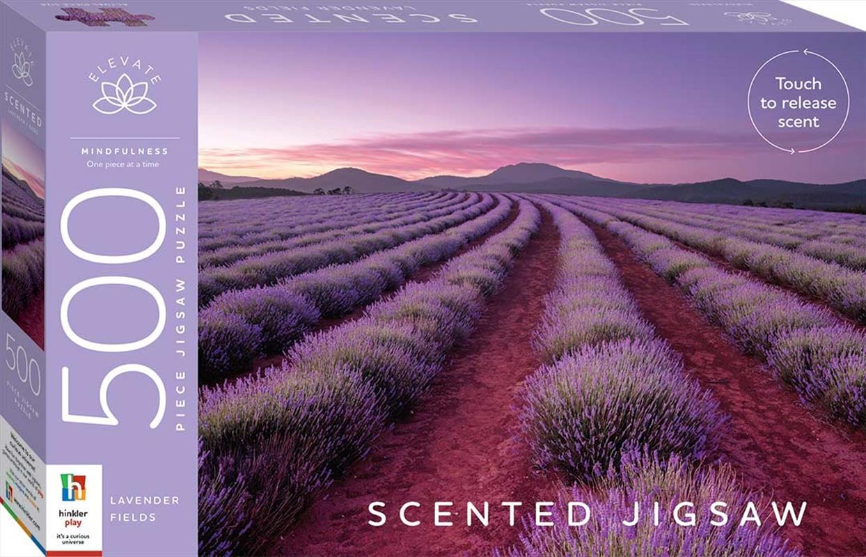 Scented 500 Piece Puzzle - Lavender | Merchandise
