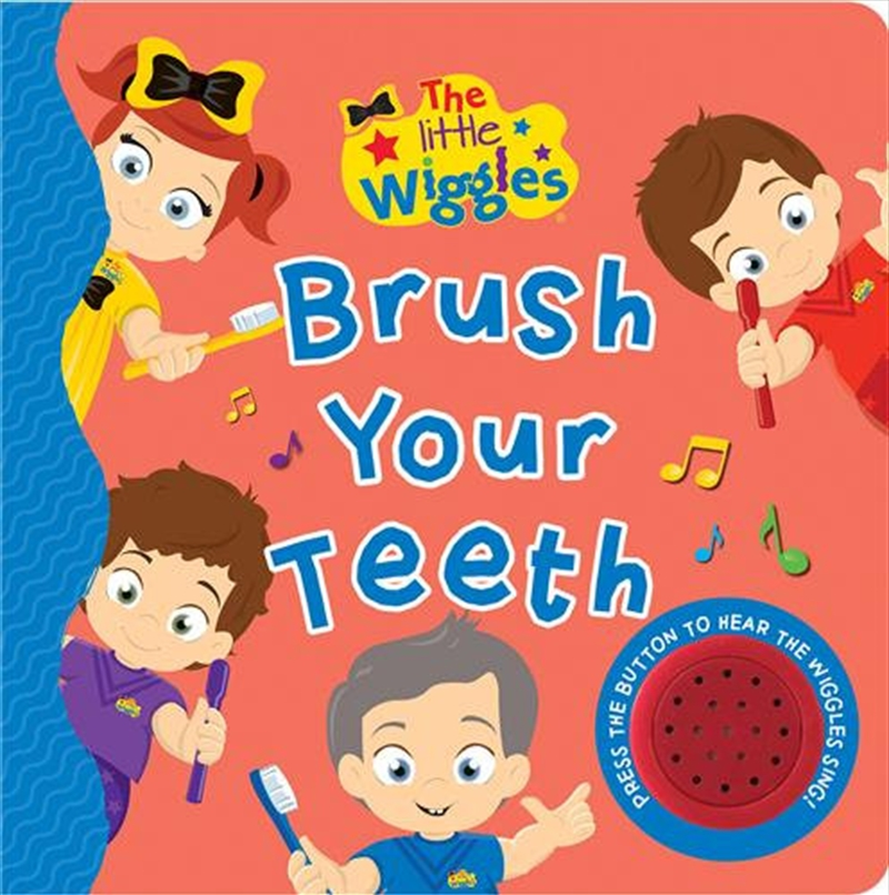 Wiggles - Brush Your Teeth Sound Book | Board Book