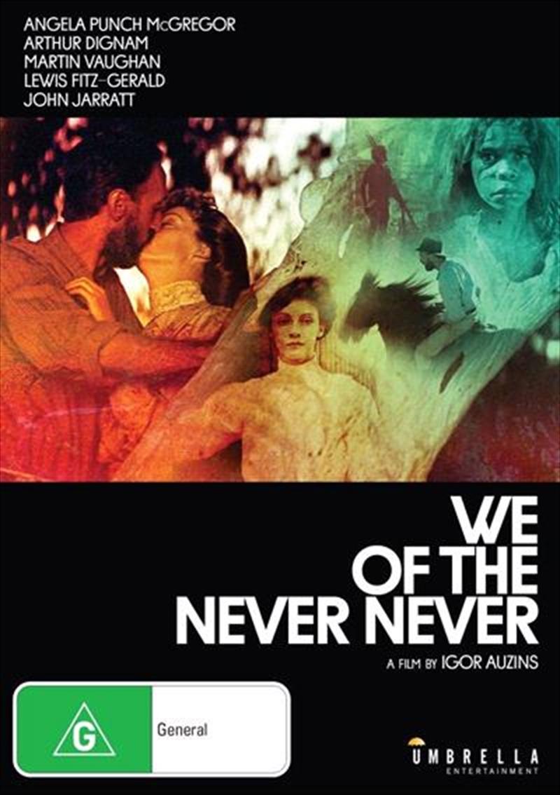 We Of The Never Never | Classic Australian Films | DVD