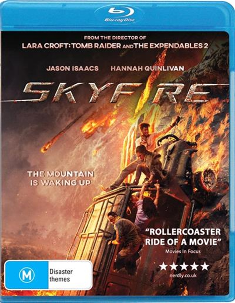 Skyfire   Blu-ray