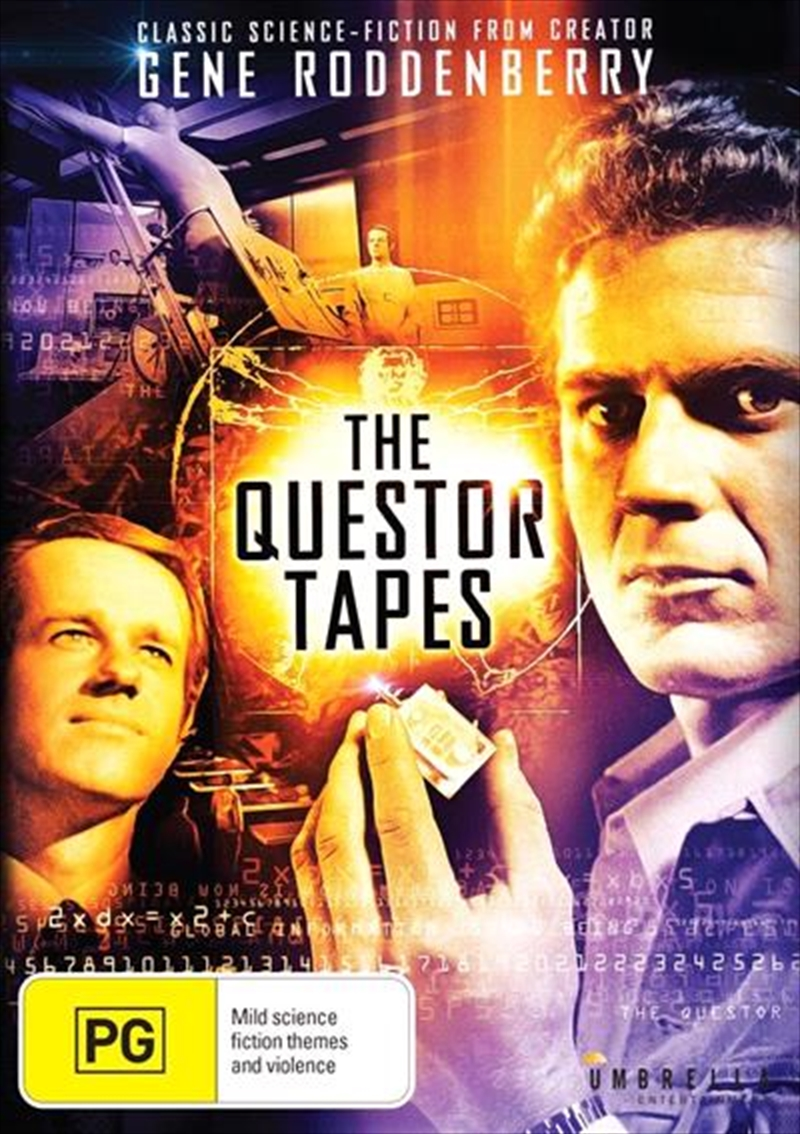 Questor Tapes, The   DVD