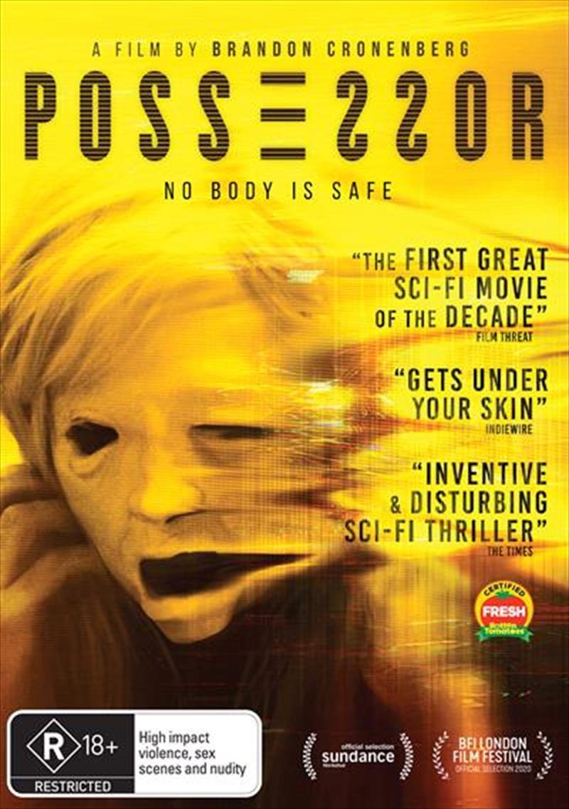 Possessor | DVD