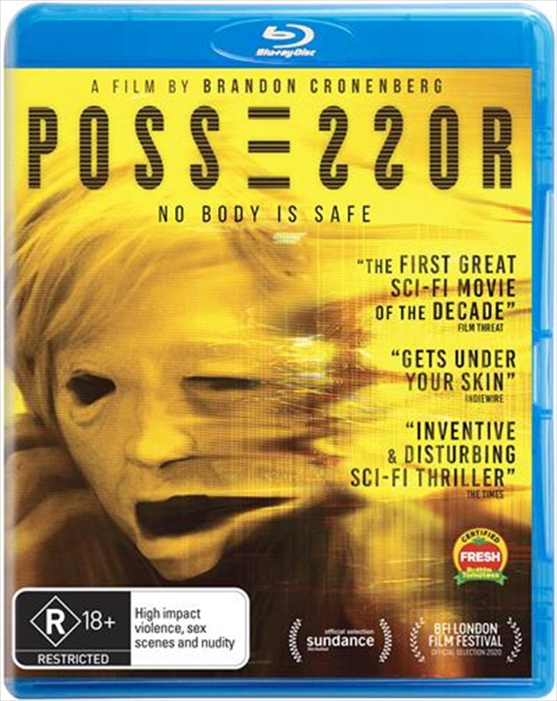 Possessor | Blu-ray