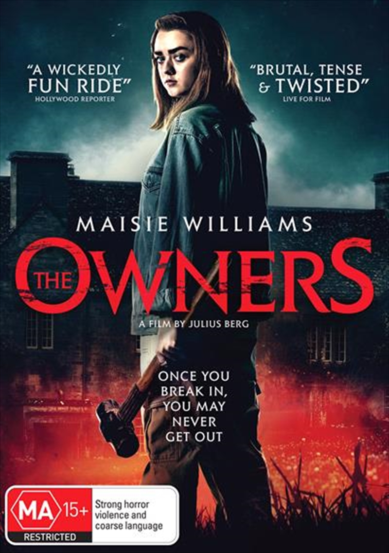 Owners, The   DVD