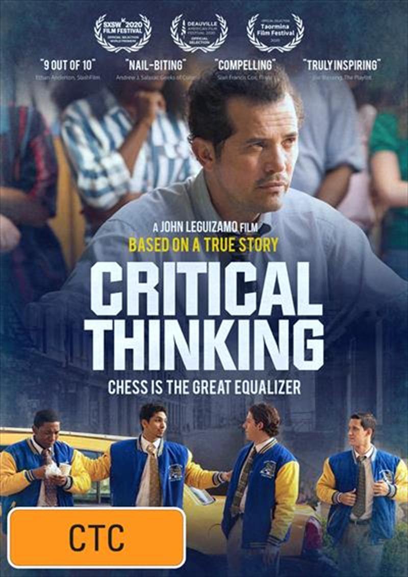Critical Thinking | DVD