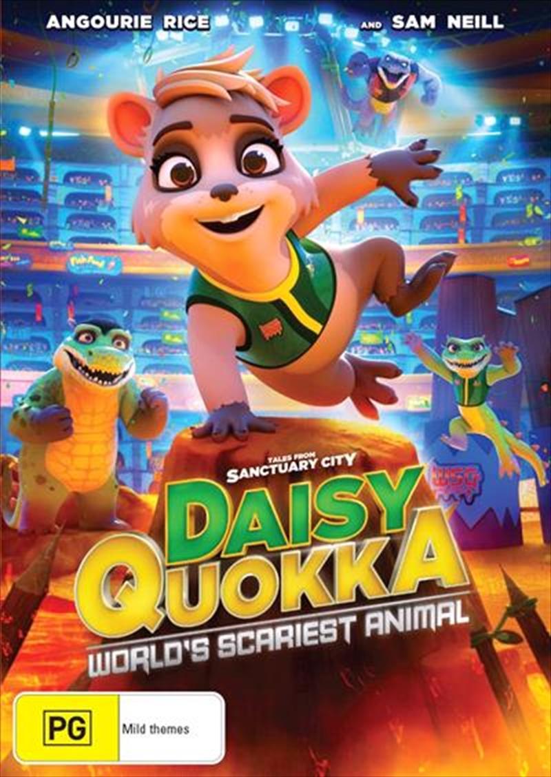 Daisy Quokka - World's Scariest Animal   DVD